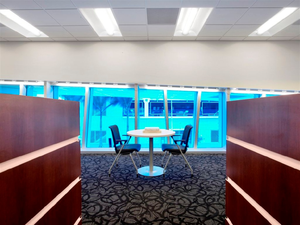 New Day Office workplace design line & movement