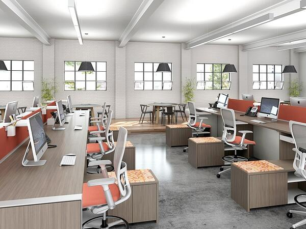 office design optimize space - New Day Office