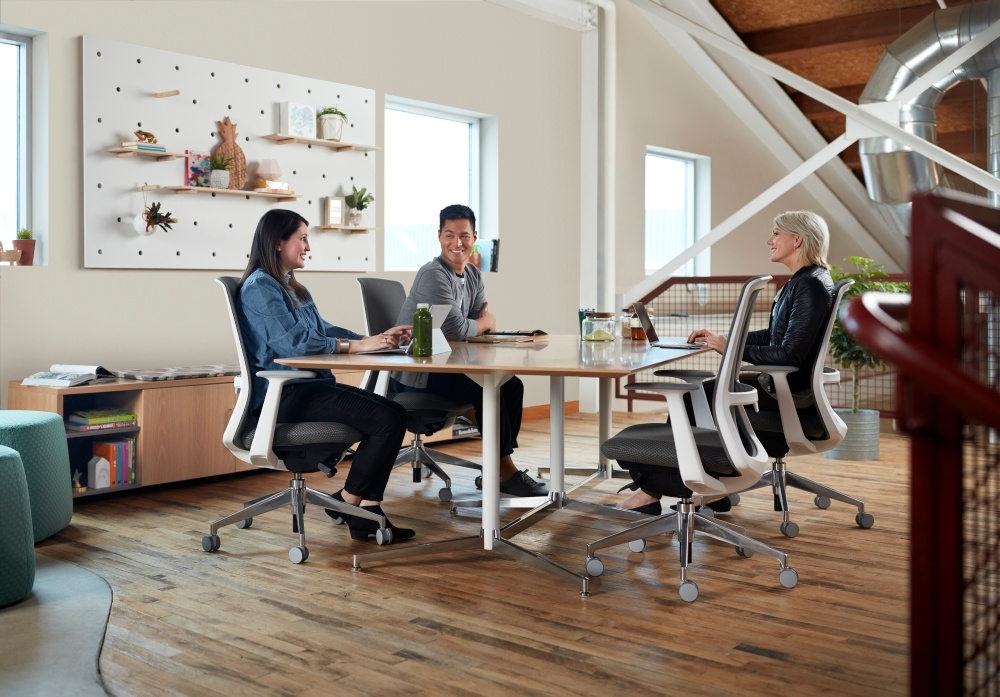 Office layout helps create great culture New Day Office
