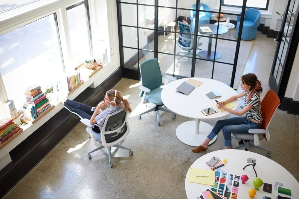 Using office design to create office culture New Day Office
