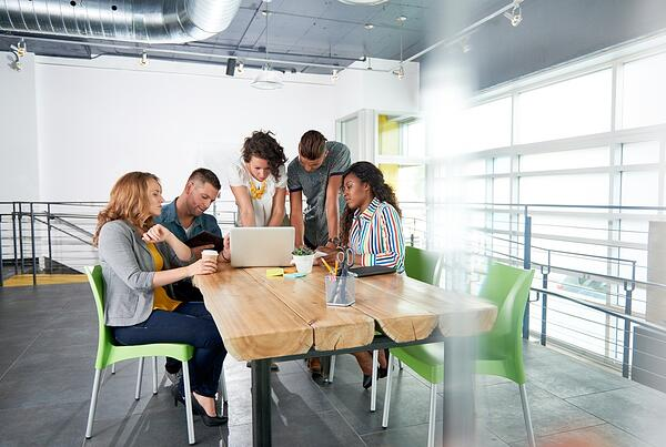 Workplace design as millennial recruitment tool  - New Day Office