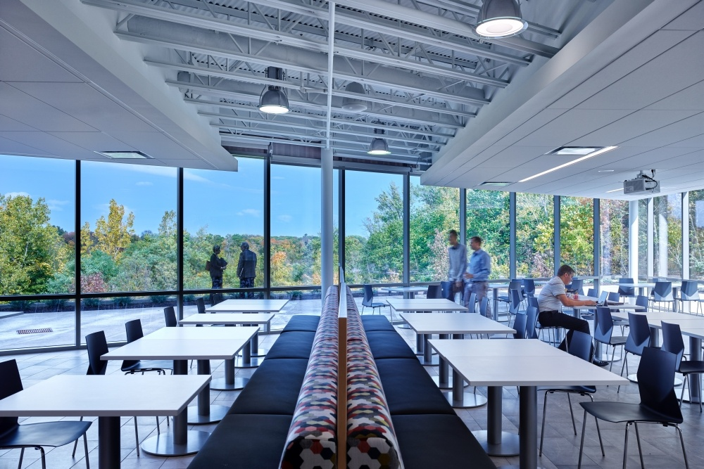 New Day Office workplace design balance