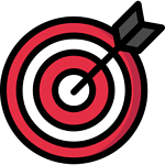 bullseye icon New Day Office